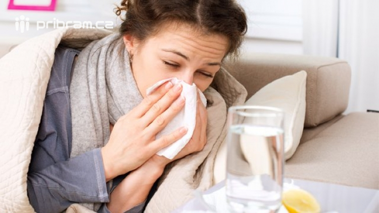Začala chřipková epidemie