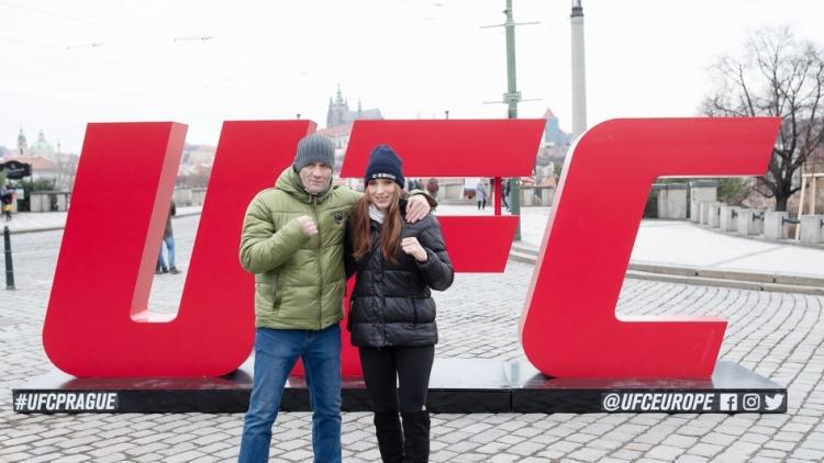 Lucie Pudilová před premiérou UFC v Praze: Nechci zklamat fanoušky
