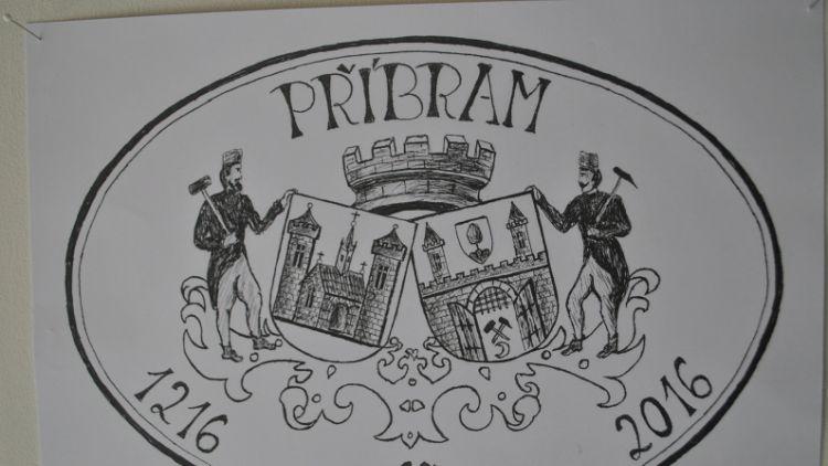 Na dolu Marie proběhla vernisáž návrhů loga k výročí 800 let města Příbram
