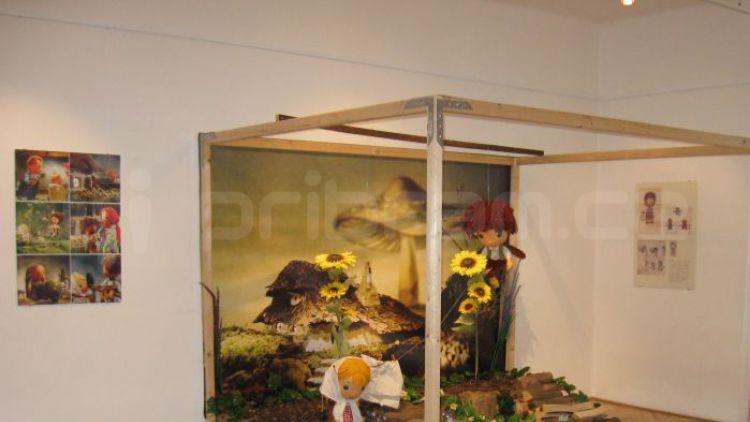 Příbramská galerie vystavuje známé Broučky