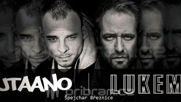 TV pribram.cz: v Březnickém Špejcharu vystoupili Vojtaano a Lukemo