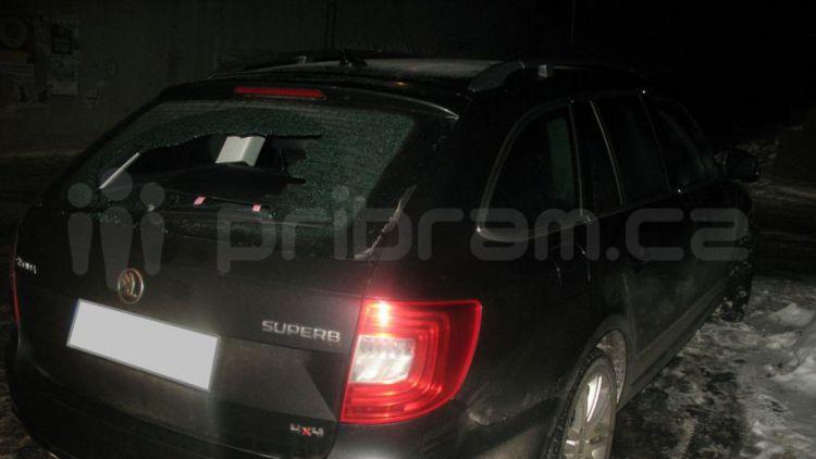 Zloději v Příbrami se opět zaměřili na auta