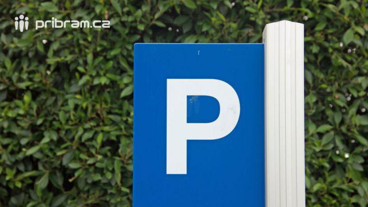 Od dubna se v Dobříši rozšíří možnosti stání s parkovacím kotoučem