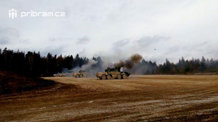 Jinečtí dělostřelci obstáli v tvrdé konkurenci NATO