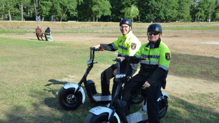 Městská policie má nové pomocníky