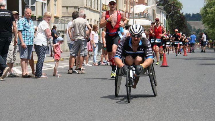 Dobříšský handicapovaný sportovec Jan Tománek uspěl v Lucembursku