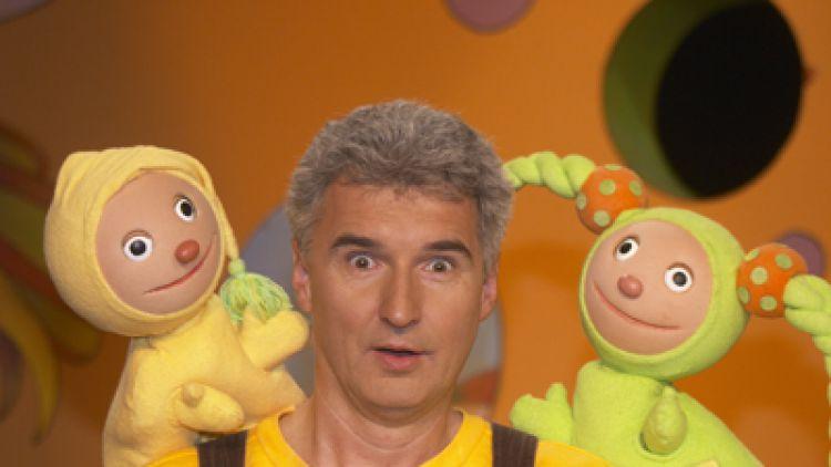 V sobotu si děti mohou hrát s Michalem Nesvadbou v Novém Kníně