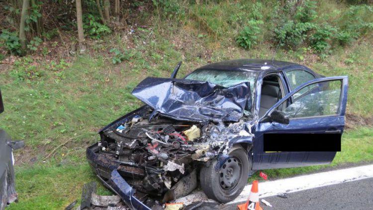 Sto třicet nehod, dvě těžká a skoro 40 lehkých zranění, to byl červenec na příbramských silnicích
