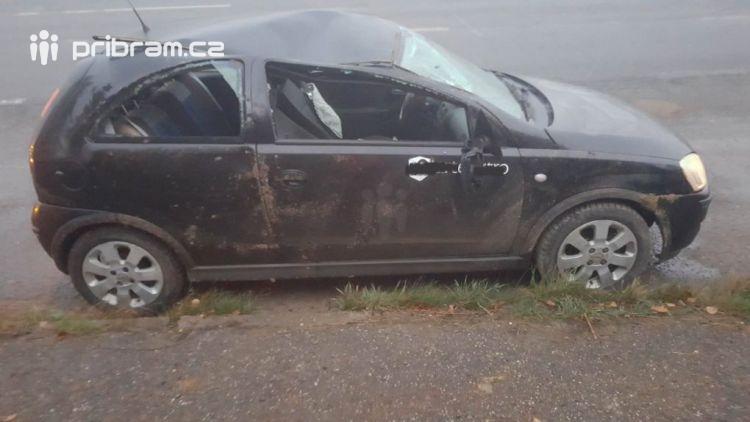 Aktuálně: Na Skalce došlo k dopravní nehodě osobního vozu