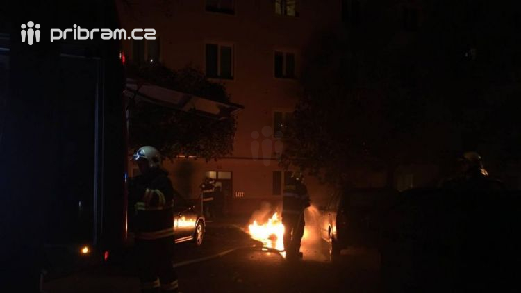 Právě teď: Hasiči zasahují u požáru v ulici Obránců míru