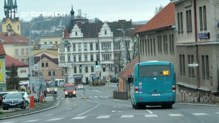 Nové jízdní řády MHD v Příbrami budou platit od neděle