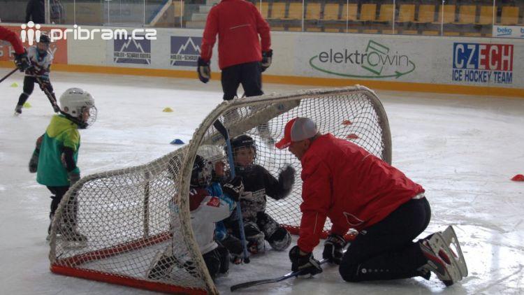 Pojď hrát hokej – hokejistou na zkoušku