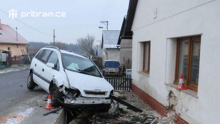 Nejčastější příčinou nehod byl nesprávný způsob jízdy