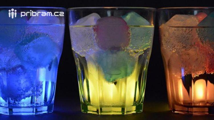 Máte chuť na drink? Potom opatrně s ledem.
