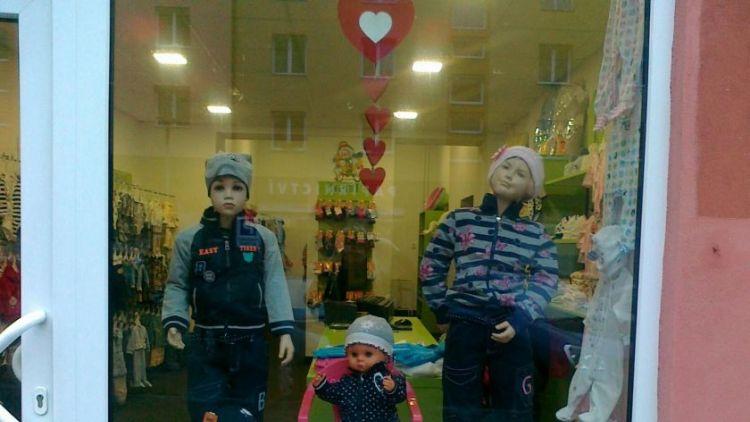SOUTĚŽ !  Prodejna TREND dětská móda pro nejmenší vyhlašuje 3.soutěž!