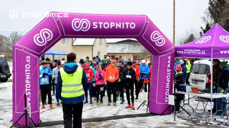 Přes 200 závodníků odstartovalo v sobotu z Trokavce