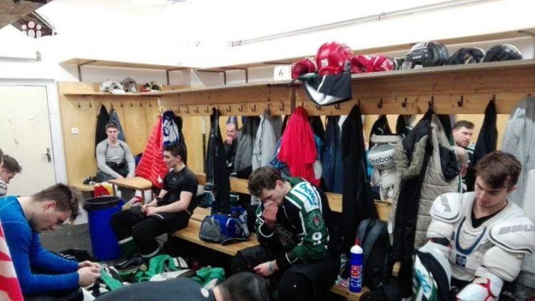 A-tým HC Příbram si včera zavřel cestu do druhé ligy