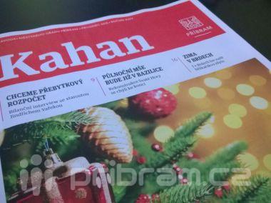 Rozpočet Kahanu se kvůli nové podobě nezvýšil