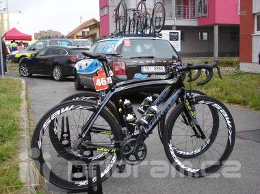 Příbramští cyklisté získali první body do světového poháru