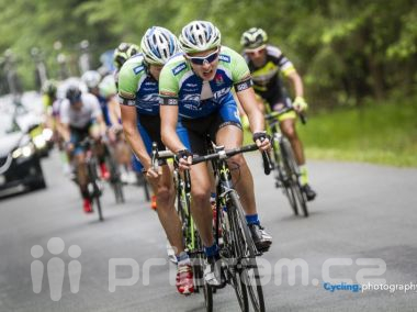 Příbramští cyklisté opět závodili, Boubal průběžně čtvrtý
