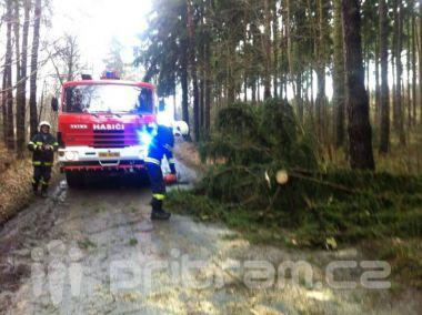 Dobrovolní hasiči z Březových Hor v měli v pololetí téměř 100 výjezdů
