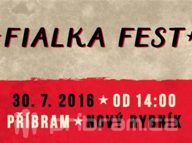 Fialka Fest je v plném proudu, co ještě stihnete?