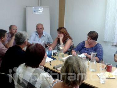 Minulý týden proběhla první schůzka starost Centra společných služeb