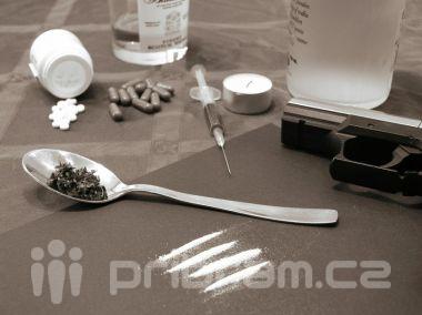 Do věznice Bytíz chtěl někdo zřejmě propašovat drogy