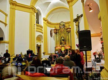 Dva kostely -  dva koncerty, to byl víkendový Rožmitál pod Třemšínem