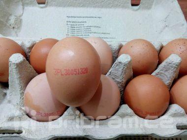 Polská vejce v obchodních řetězcích ohrožují salmonelou i Příbram