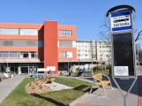 Nová zastávka autobusu MHD před nemocnicí bude v provozu od 16. dubna