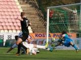 Matouškova gólová paráda. 1.FK Příbram versus FC Hradec Králové