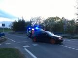 Aktuálně: Na přejezdu pro cyklisty byla sražena žena