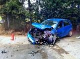 Právě v tuto chvíli: Vážná dopravní nehoda zastavila provoz na silnici č. 18