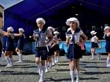 Náměstí v Rožmitále pod Třemšínem v neděli ovládly dechovky