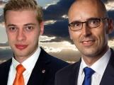Zasedání zastupitelstva zprostředkovalo ostrou přestřelku mezi místostarostou Švendou a Petrem Větrovským