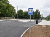 Pro příbramské řidiče i přespolní se otevírá nové parkoviště uBřezohorského hřbitova