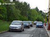 Radnice nabídla několik variant řešení nebezpečného úseku ulice Na Leštině