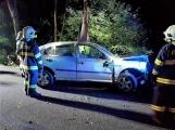 Během víkendu havarovali tři opilí řidiči, jeden z nich měl více než tři promile