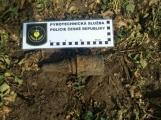 Nálezy munice hrozí nejen v bývalém Vojenském prostoru Brdy