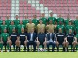 Hráči 1. FK Příbram mají společné foto úspěšně za sebou a teď se plně koncentrují na utkání s Teplicemi