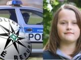 Policisté žádají o pomoc při pátrání po nezletilé dívce