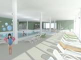 Rekonstrukce aquaparku má již vydané stavební povolení