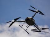 Návštěvníci CHKO často nerespektují pravidla, tentokrát ale dron žádný oheň neobjevil.