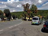 Policisté žádají veřejnost o spolupráci při pátrání po řidiči, který ujel z místa nehody