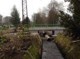 Poslední uzavírkou, která trápí Příbramáky, je most přes Litavku