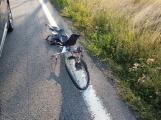 Aktuálně: Tragická dopravní nehoda na Příbramsku. Cyklista nepřežil střet s autem