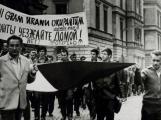 """""""Ani gram uranu sovětským okupantům"""" zaznělo Příbramí před padesáti lety"""