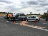 Aktuálně: Opatrně na Strakonické, dopravní nehoda se zraněním komplikuje provoz