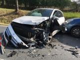 Aktuálně: Hromadná dopravní nehoda komplikuje provoz na Strakonické